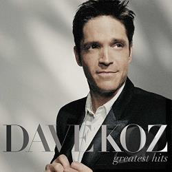 Koz, Dave - Greatest Hits CD Cover Art