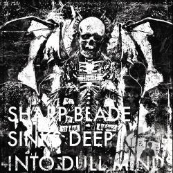 Defeatist - Sharp Blade Sinks Deep into Dull Minds CD Cover Art