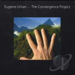 Uman, Eugene - Convergence Project CD Cover Art
