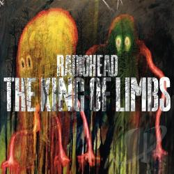Radiohead - King of Limbs CD Cover Art