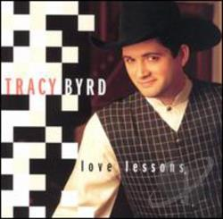 Byrd, Tracy - Love Lessons CD Cover Art