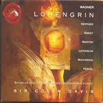 Wagner, R. - Wagner: Lohengrin CD Cover Art