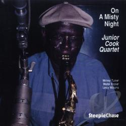Cook, Junior - On a Misty Night CD Cover Art