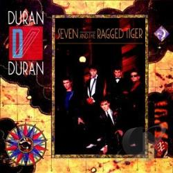 Duran Duran - Seven and the Ragged Tiger CD Cover Art