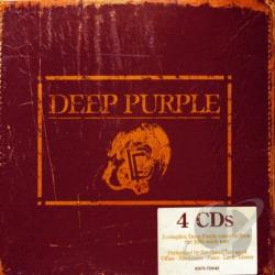 Deep Purple - Live In Europe CD Cover Art