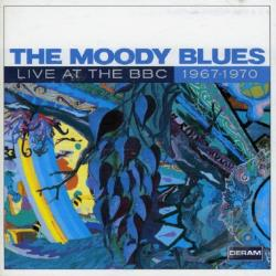 Moody Blues - Live at the BBC: 1967-1970 CD Cover Art