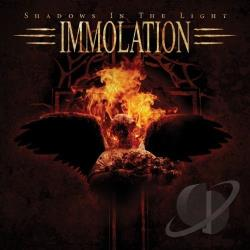 Immolation - Shadows In The Light CD Cover Art