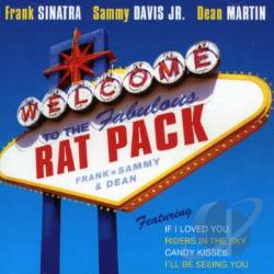 Welcome To The Rat Pack CD Cover Art