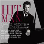 Hit Man David Foster & Friends - Hit Man David Foster & Friends DB Cover Art