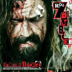 Zombie, Rob - Hellbilly Deluxe, Vol. 2 CD Cover Art