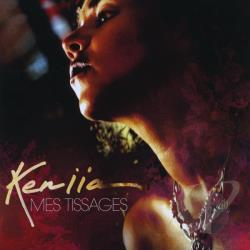 Keniia - Mes Tissages CD Cover Art
