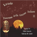 Karaoke Experts Band - Panorama Della Canzone Italiana (Equipe 84, Fabio Concato, Fabrizio De Andr�), Volume 11 DB Cover Art