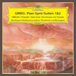 Karajan, Herbert Von - Grieg: Peer Gynt-Suiten 1 & 2 CD Cover Art
