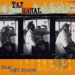 Mahal, Taj - Blue Light Boogie CD Cover Art