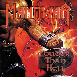 Manowar - Louder Than Hell CD Cover Art