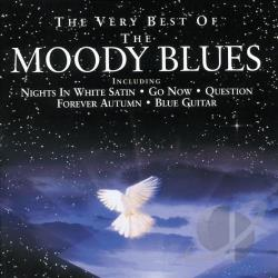Moody Blues - Best of the Moody Blues CD Cover Art