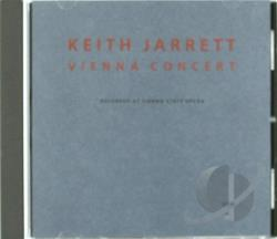 Jarrett, Keith - Vienna Concert CD Cover Art