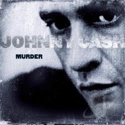 Cash, Johnny - Murder CD Cover Art