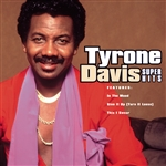 Davis, Tyrone - Super Hits CD Cover Art