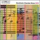 Stockholm Chamber Brass - Now CD Cover Art