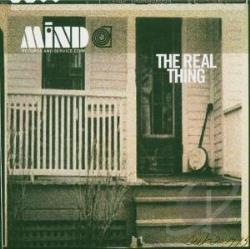 Real Thing CD Cover Art