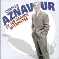 Aznavour, Charles - Charles Aznavour Et Ses Grands Interpretes CD Cover Art