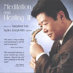 Joseph, Kim - Meditation & Healing 2 CD Cover Art
