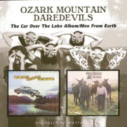 Ozark Mountain Daredevils - Car Over the Lake Album/Men from Earth CD Cover Art