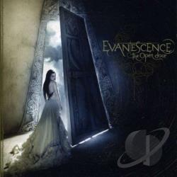 Evanescence - Open Door CD Cover Art