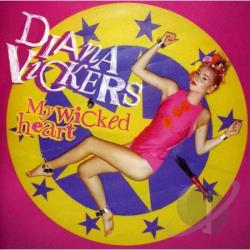 Vickers, Diana - My Wicked Heart DS Cover Art