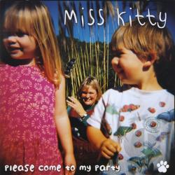 Miss Kitty - Please Come to My Party CD Cover Art