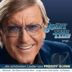 Hill, Jonny - Schonsten Lieder von Freddy Quinn CD Cover Art