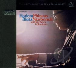 Newborn, Phineas Jr. - Harlem Blues CD Cover Art