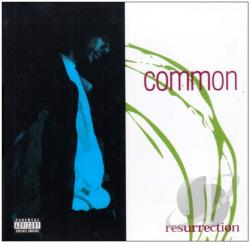 Common - Resurrection CD Cover Art