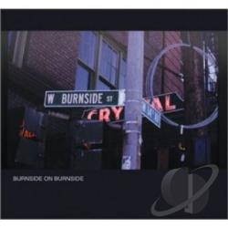 Burnside, R.L. - Burnside On Bur CD Cover Art