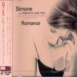 Simone - Romance CD Cover Art