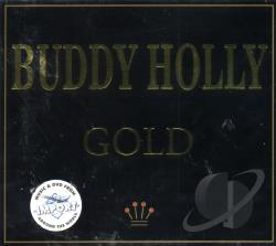Holly, Buddy - Gold CD Cover Art