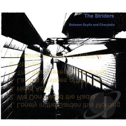 Striders - Between Scylla and Charybdis CD Cover Art