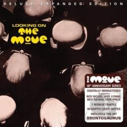 Move - Looking On CD Cover Art