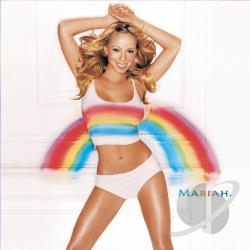 Carey, Mariah - Rainbow CD Cover Art