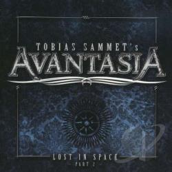 Avantasia - Lost In Space PT. 2 CD Cover Art