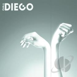 Diego / Las, Diego - Two CD Cover Art