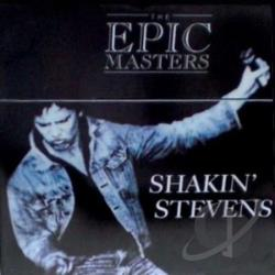 Shakin Stevens - Epic Masters Box Set CD Cover Art