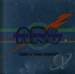 Atlanta Rhythm Section - Sound & Vision Anthology CD Cover Art