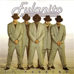Fulanito - El Padrino CD Cover Art