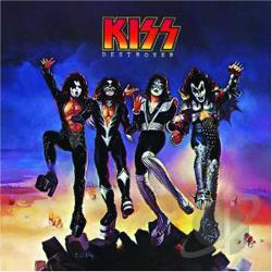Kiss - Destroyer CD Cover Art