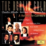 Berlin Gala - A Salute to Carmen / Abbado, Berlin PO CD Cover Art