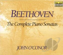 Beethoven / O'Conor - Beethoven: The Complete Piano Sonatas CD Cover Art