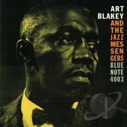 Blakey,  Art & The Jazz Messengers / Blakey, Art - Moanin' CD Cover Art
