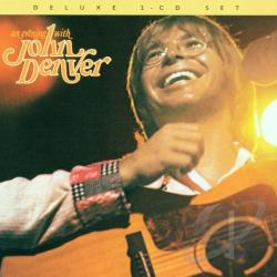 Denver, John - An Evening with John Denver CD Cover Art